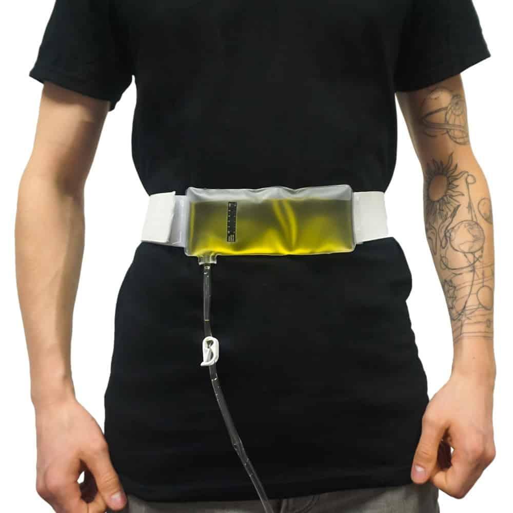 synthetic urine belt kit