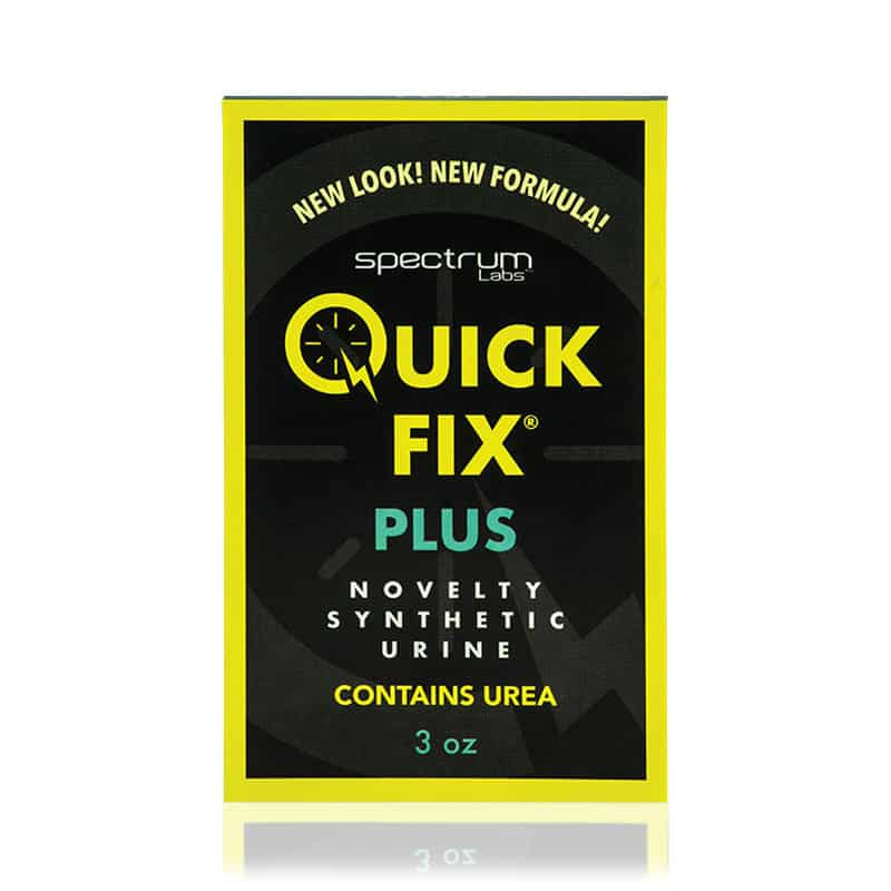 Quick Fix Plus Synthetic Urine 03 Ounce